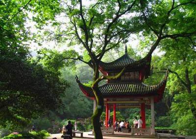 Mount Yuelu Image
