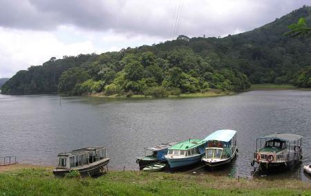 Periyar Lake Image