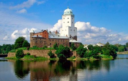 Vyborg Castle Image