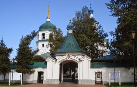 Znamensky Monastery Image