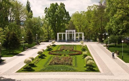 City Botanical Garden, Krasnodar