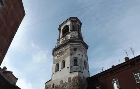 Clock Tower, Vyborg