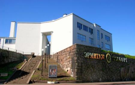 Exhibition Centre Hermitage Image