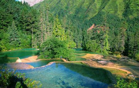 Huang Long National Scenic Reserve Image
