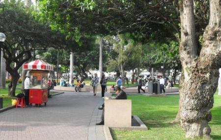 Parque Kennedy Image