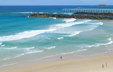 Coolangatta Beach And Pat Fagan Park Image