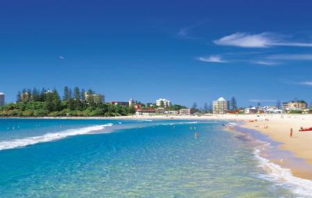 Kirra Beach Image