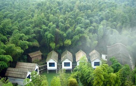 Jiuzhaigou Natural Reserve Image