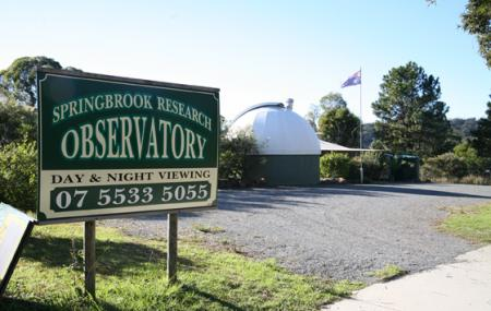 Springbrook Research Observatory Image