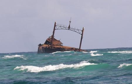 Astron Shipwreck Image