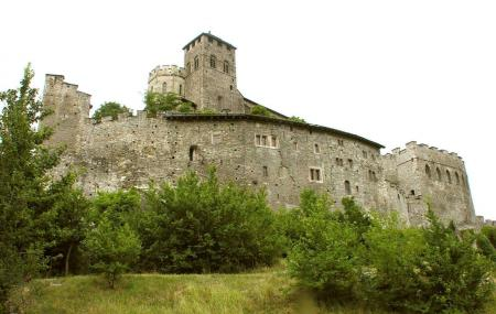Church-fortress Of Valere, Sion