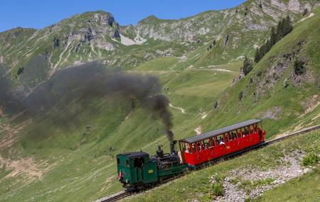 Brienz Rothorn Bahn, Brienz