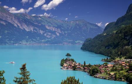 Lake Brienz Image