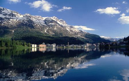 Lake St. Moritz Image