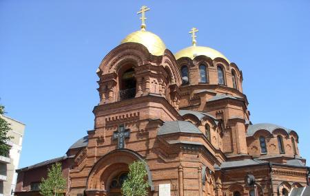 Alexandre Nevsky Cathedral Image