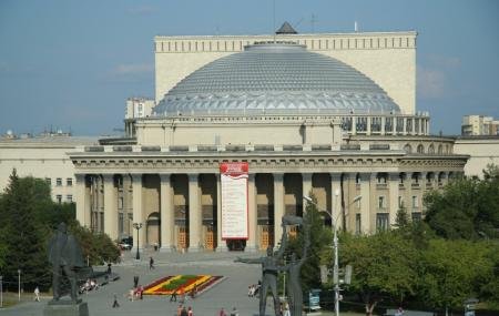 Novosibirsk State Academic Opera And Ballet Theatre Image