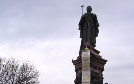 Statue Of Catherine The Great Image