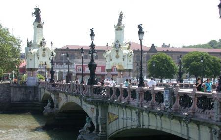 Bridge Of Maria Cristina, San Sebastian