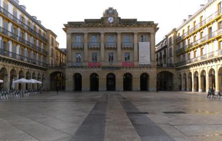 Plaza De La Constitucion Image