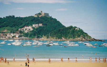 La Concha Beach Image