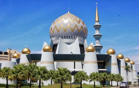 Sabah State Mosque Image