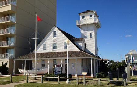 Old Coast Guard Station Museum Image
