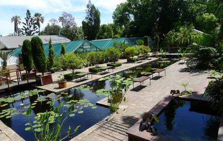 Botanical Garden At University Of Stellenbosch Image