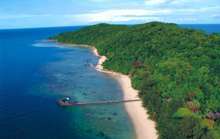 Manukan Island Image