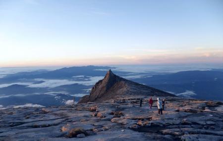 Mount Kinabalu Image