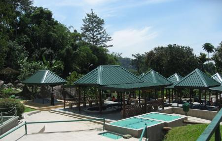 Poring Hot Springs Image
