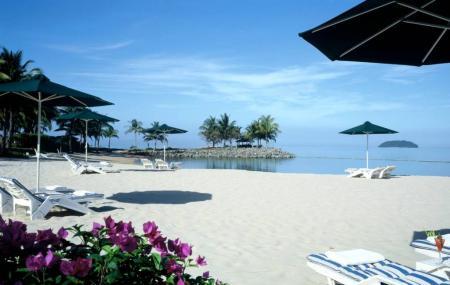 Tanjung Aru Beach Image