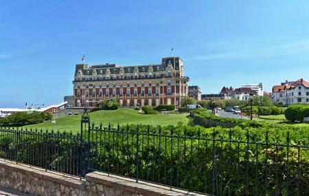 Hotel Du Palais, Biarritz