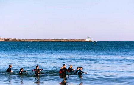 Marche Aquatique Cote Basque Image