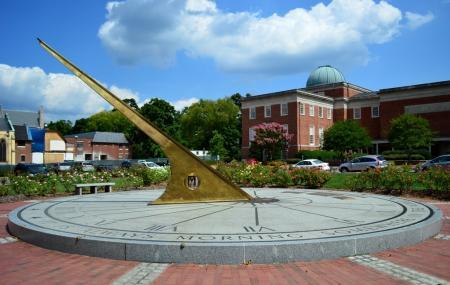 Morehead Planetarium Image
