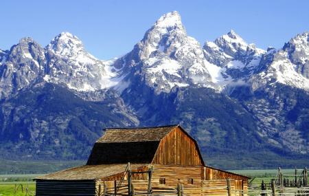 Grand Teton Mountains Image