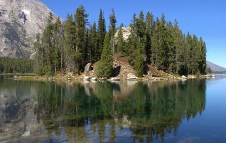 Leigh Lake Image