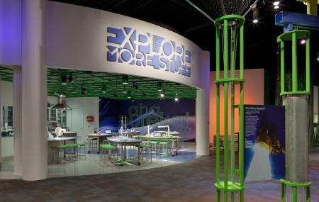 Discovery Place Science Image