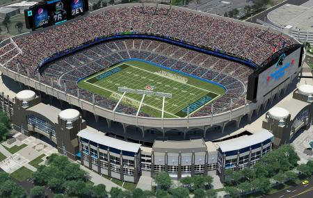 Bank Of America Stadium Image