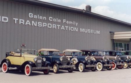 Cole Land Transportation Museum Image