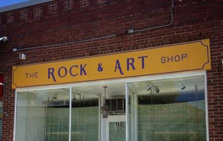 The Rock And Art Shop Image