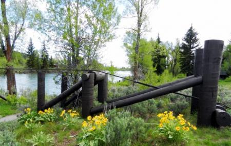 Menor's Ferry Historic Trail Image
