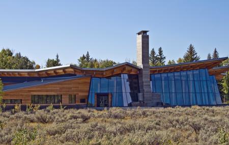 Grand Teton National Park Visitors Center, Grand Teton National Park