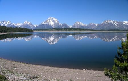 Jackson Lake Image