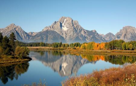 Oxbow Bend Turnout Image