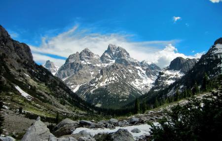 Cascade Canyon Image