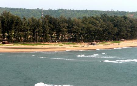 Keri Beach, Arambol