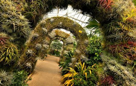 Daniel Stowe Botanical Garden Image