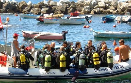 Cinqueterre Dal Mare Tours Image