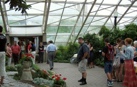 Foellinger-freimann Botanical Conservatory Image
