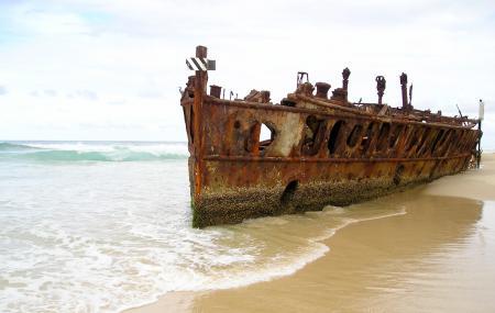 Maheno Wreck Image